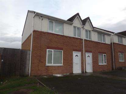 3 Bedrooms Terraced House for sale in Manor Row, Quernmore Road, Kirkby, Liverpool, L33