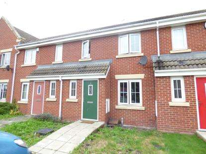 3 Bedrooms Terraced House for sale in Wellingford Avenue, Widnes, Cheshire, WA8