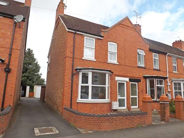 3 Bedrooms End Of Terrace House for sale in Kings Road, Evesham