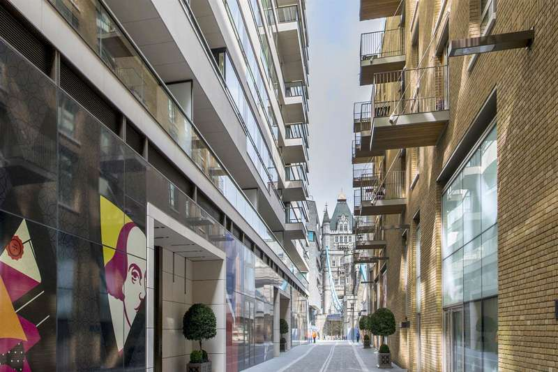 1 Bedroom Flat for sale in Wessex House, One Tower Bridge, London SE1