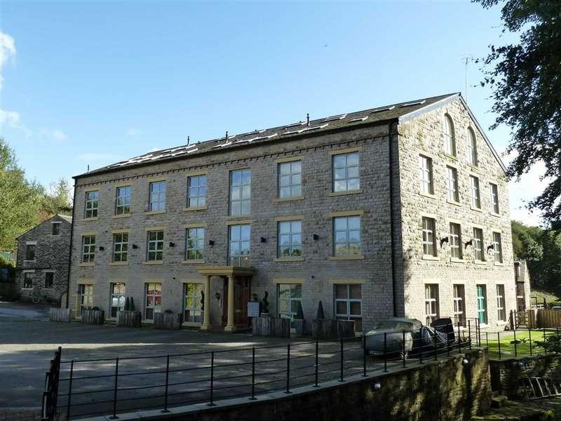 2 Bedrooms Property for sale in Slackcote Hall, Slackcote Lane, SADDLEWORTH, OL3