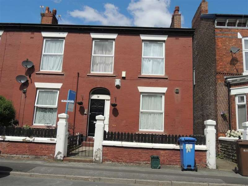 2 Bedrooms Flat for sale in Chatham Street, Edgeley, Stockport