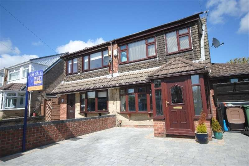 2 Bedrooms Semi Detached House for sale in Elgin Avenue, Ashton-In-Makerfield, Wigan, WN4