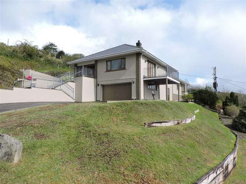 4 Bedrooms Property for sale in Sunny Hill, Sunny Hill, Llandysul