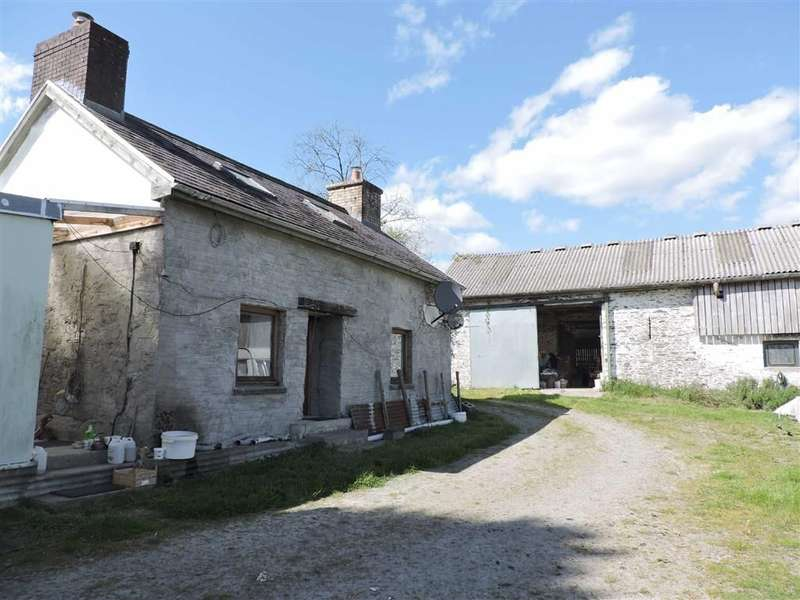 1 Bedroom Farm Commercial for sale in Cilycwm, Llandovery