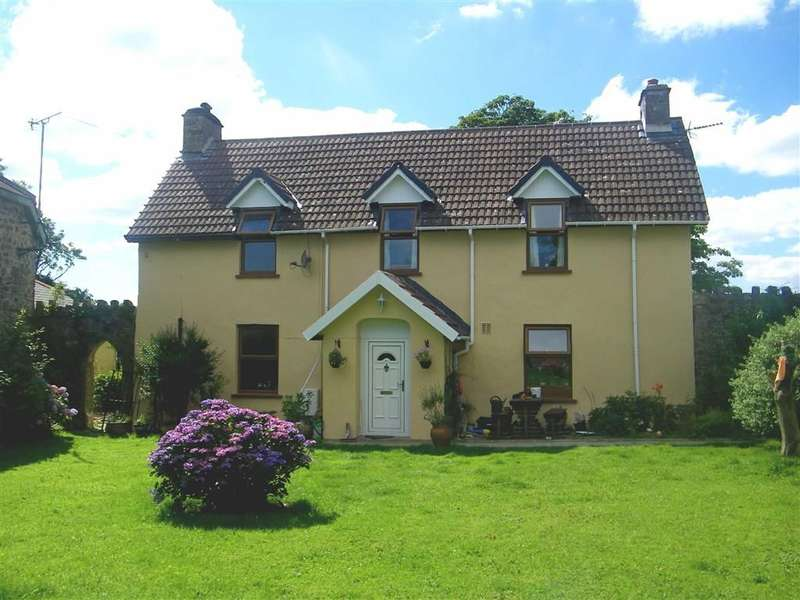 5 Bedrooms Property for sale in Tanners Lane, Narberth, Pembrokeshire