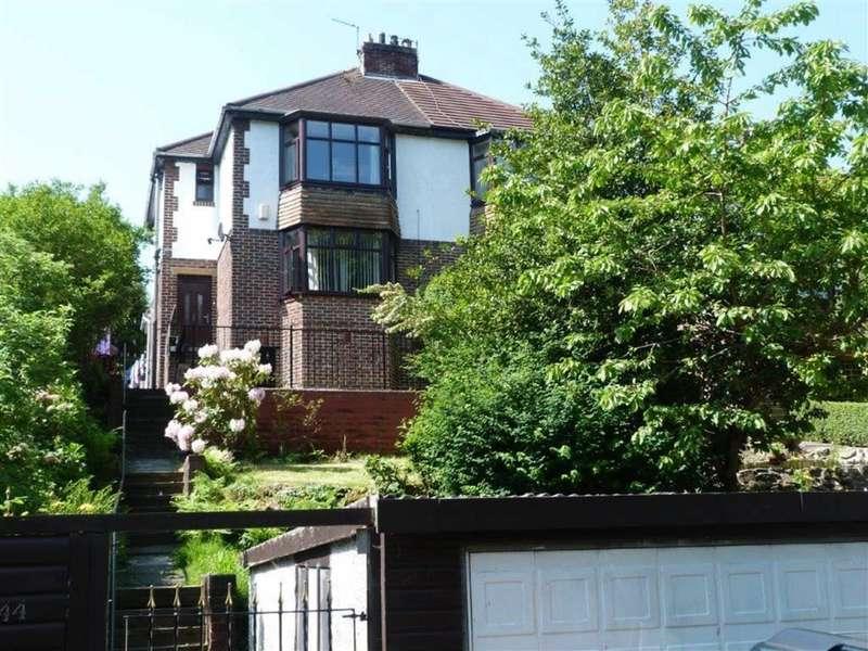 3 Bedrooms Property for sale in 244, Somerset Road, Almondbury, Huddersfield