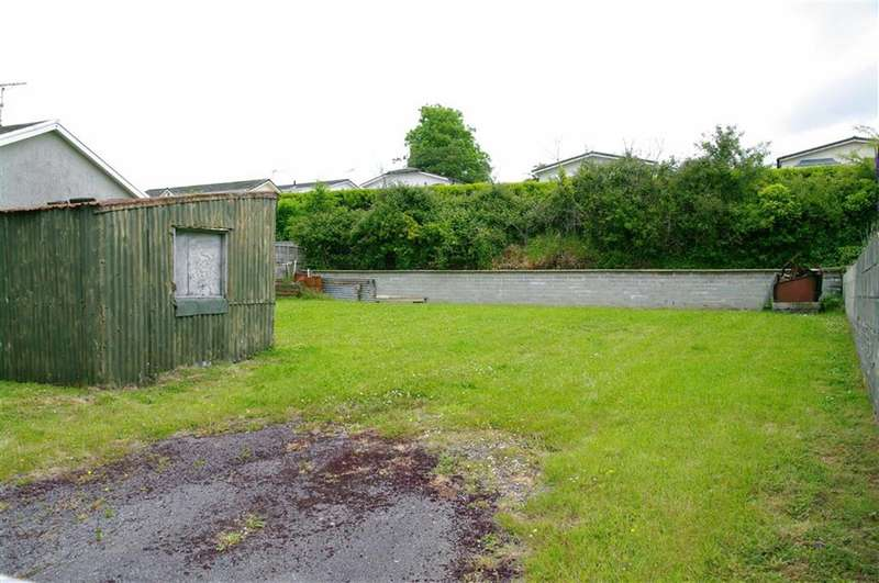 Land Commercial for sale in Station Road, Kilgetty