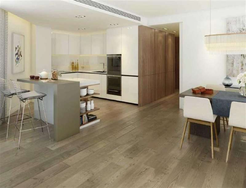 1 Bedroom Property for sale in Tapestry, Kings Cross, London, N1C