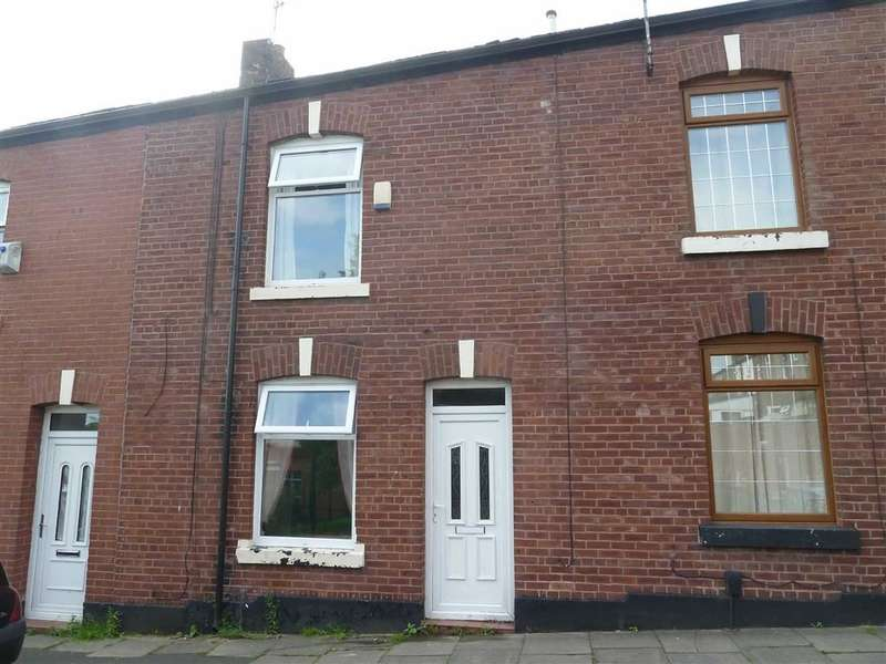 2 Bedrooms Property for sale in Derby Street, HEYWOOD, Lancashire, OL10