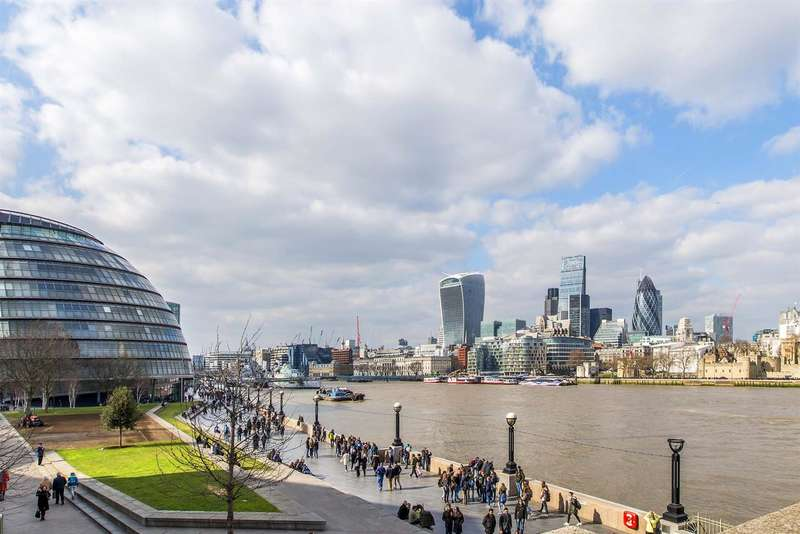 1 Bedroom Flat for sale in Chatsworth House, One Tower Bridge, London SE1