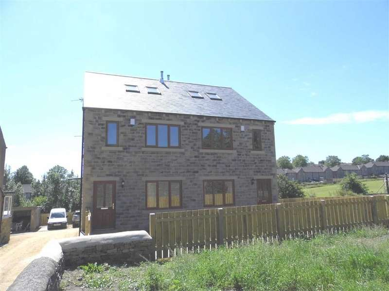 3 Bedrooms Semi Detached House for sale in Sunningdale Road, Crosland Moor, Huddersfield