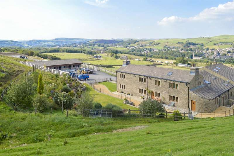 5 Bedrooms Property for sale in Sheephouse Farm, Bacup, Rossendale