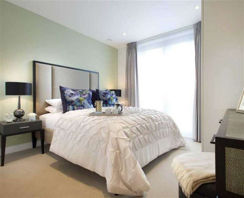 2 Bedrooms Property for sale in Cambium, Southfields, London, SW19