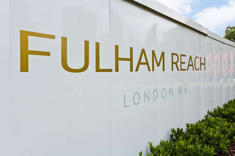 3 Bedrooms Flat for sale in Distillery Wharf, Chancellors Road, London W6