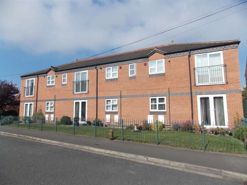 2 Bedrooms Flat for sale in The Court, Portland Road, Toton