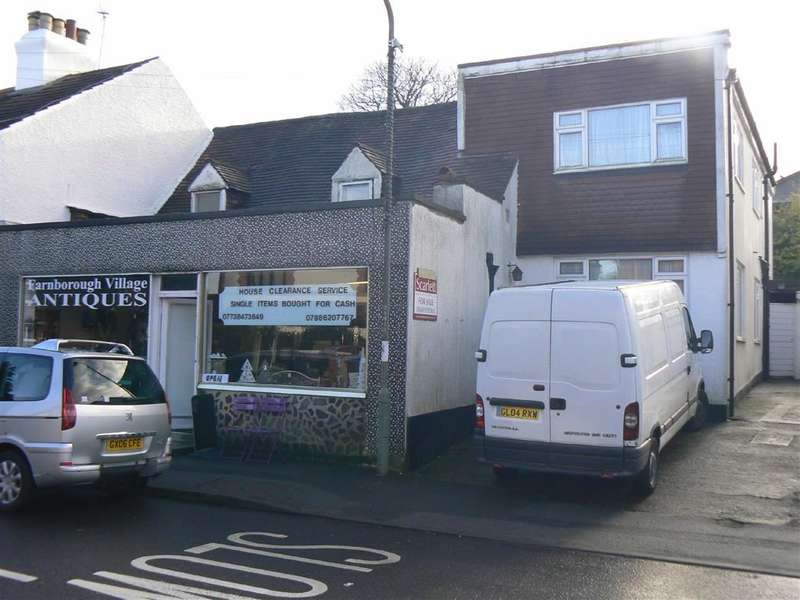 Property for sale in High Street, Farnborough