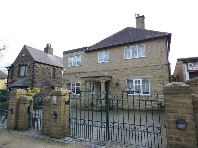 4 Bedrooms Property for sale in Denholme Gate Road, Hipperholme, Halifax, West Yorkshire, HX3