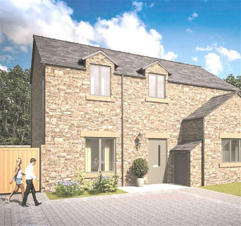4 Bedrooms Detached House for sale in The Lunesdale, Aldcliffe Yard, Lancaster