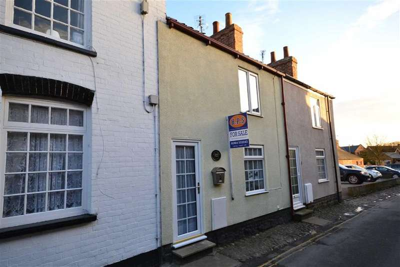 2 Bedrooms Cottage House for sale in Hillerby Lane, Hornsea, East Yorkshire