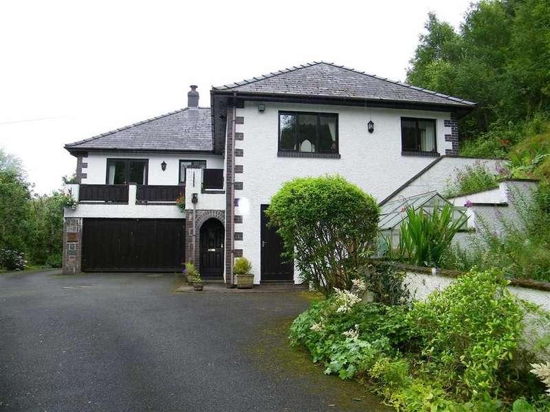 4 Bedrooms Property for sale in Aberystwyth, Penbontrhydybeddau