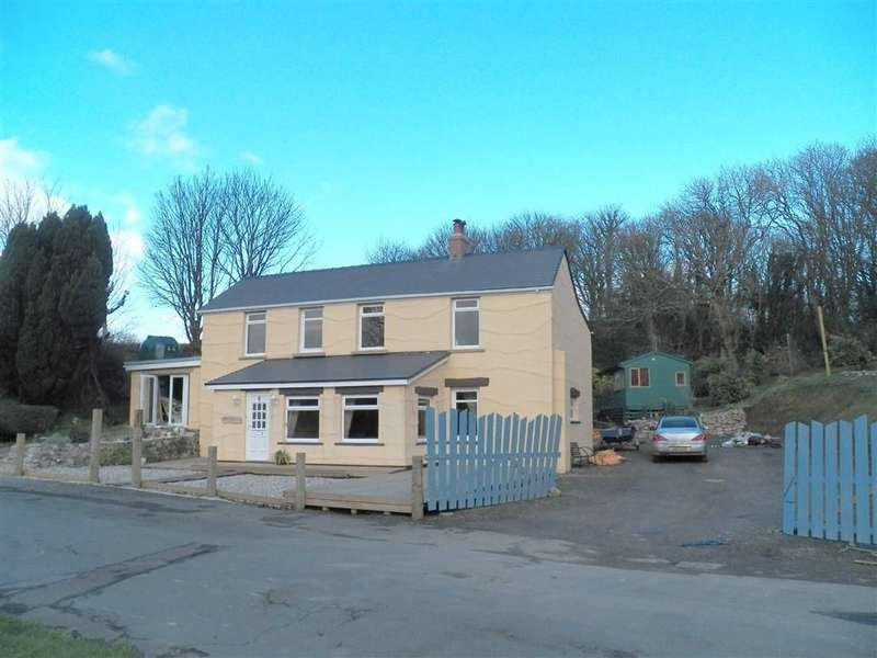 5 Bedrooms Detached House for sale in Narberth Road, Tenby
