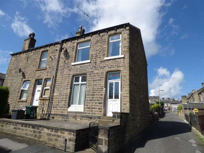 3 Bedrooms Property for sale in Bowling Street, Cowlersley, HUDDERSFIELD, West Yorkshire, HD4