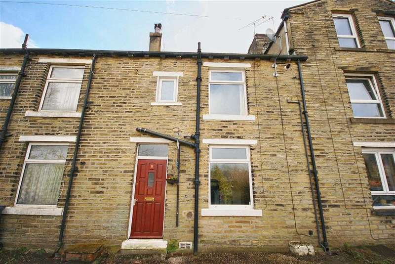 1 Bedroom Property for sale in Upper Bell Hall, Bell Hall, Halifax, West Yorkshire, HX1