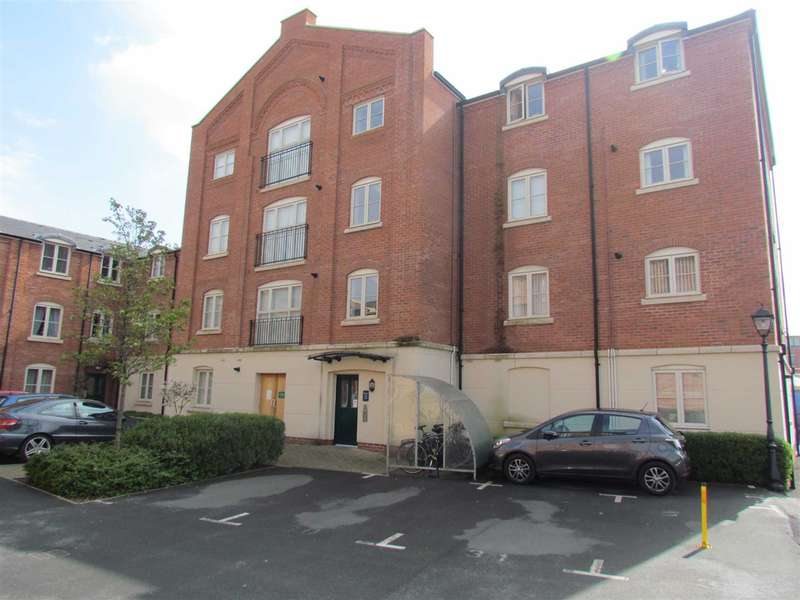 1 Bedroom Flat for sale in Donaldson Court, Princes Drive, Worcester