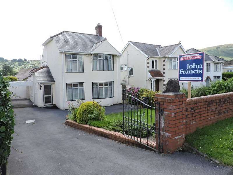 3 Bedrooms Property for sale in Ynyscedwyn Road, Ystradgynlais