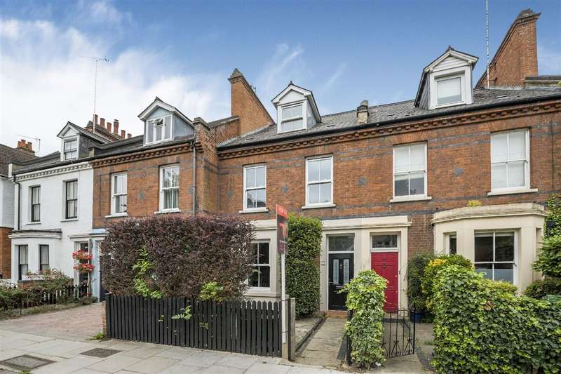 4 Bedrooms House for sale in Platts Lane, Hampstead, NW3