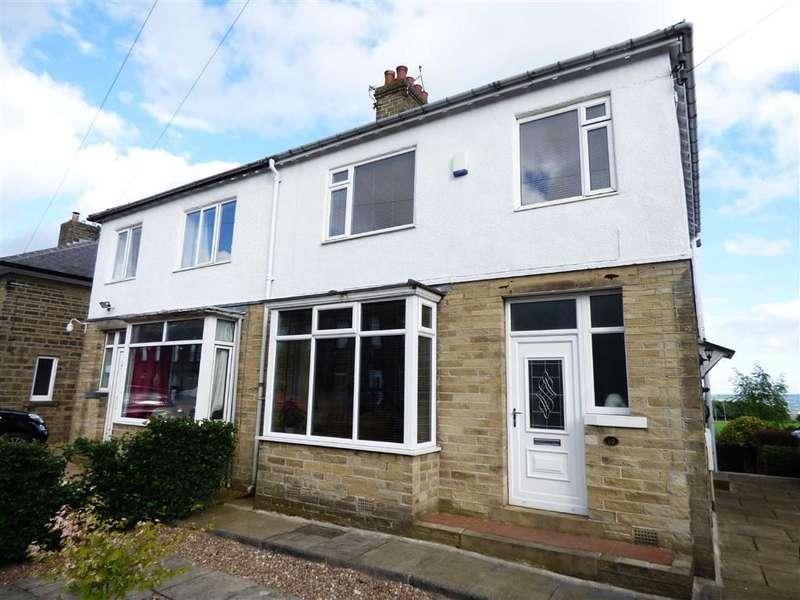 3 Bedrooms Property for sale in Raw Nook Road, Salendine Nook, HUDDERSFIELD, West Yorkshire, HD3