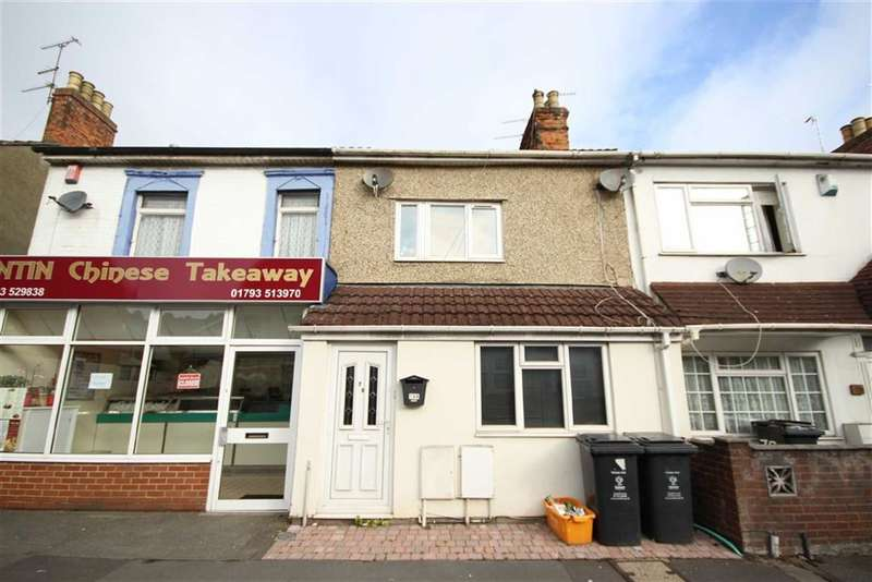 4 Bedrooms Property for sale in Curtis Street, Swindon Town Centre, Wiltshire