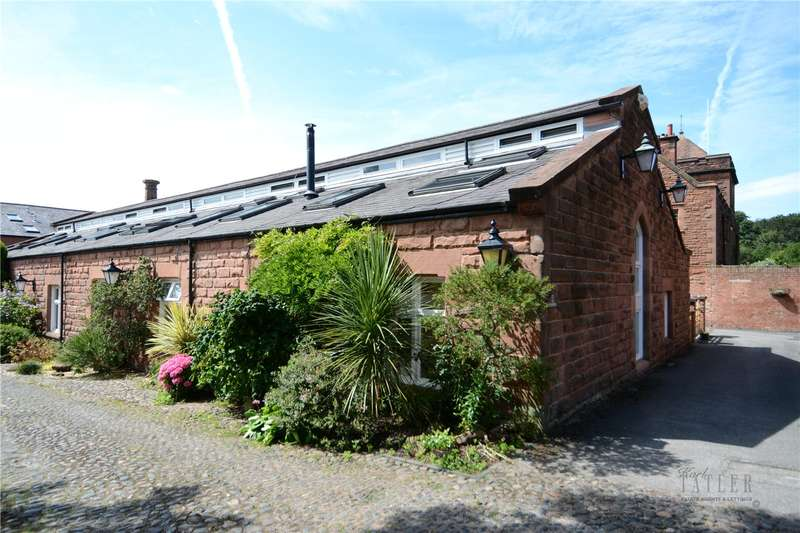 3 Bedrooms End Of Terrace House for sale in Dawpool Farm, Station Road, Thurstaston