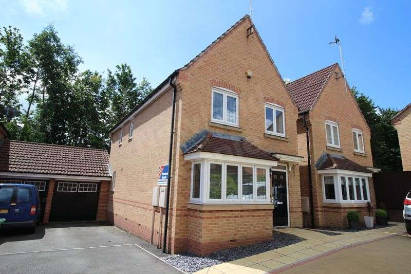 3 Bedrooms Detached House for sale in Priory Grove, Langstone, Newport