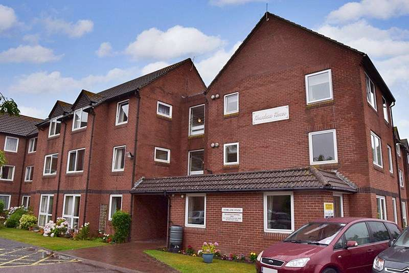 1 Bedroom Retirement Property for sale in Homelane House, Burnham-on-Sea, TA8 2BX