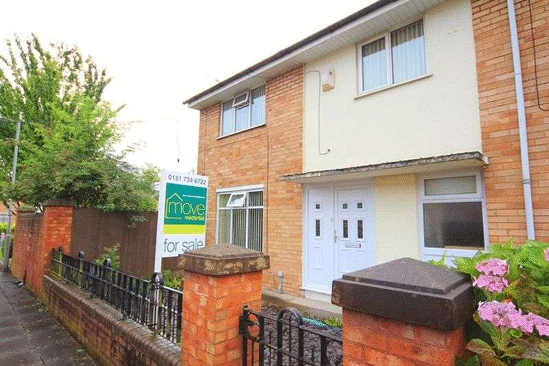 3 Bedrooms Terraced House for sale in Southbrook Road, Naylorsfield, Liverpool, L27