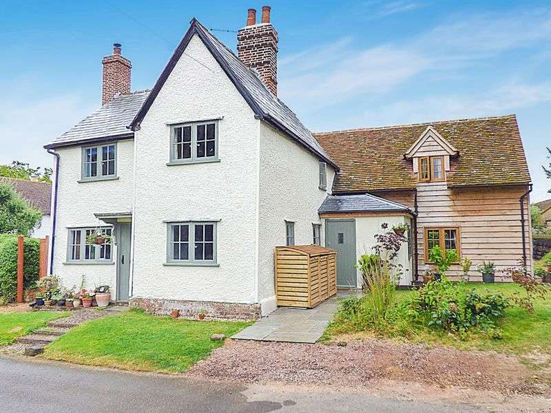 4 Bedrooms Detached House for sale in Three Gables, Bury End, Pirton