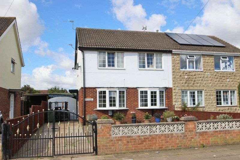3 Bedrooms Semi Detached House for sale in ANDERBY DRIVE, GRIMSBY