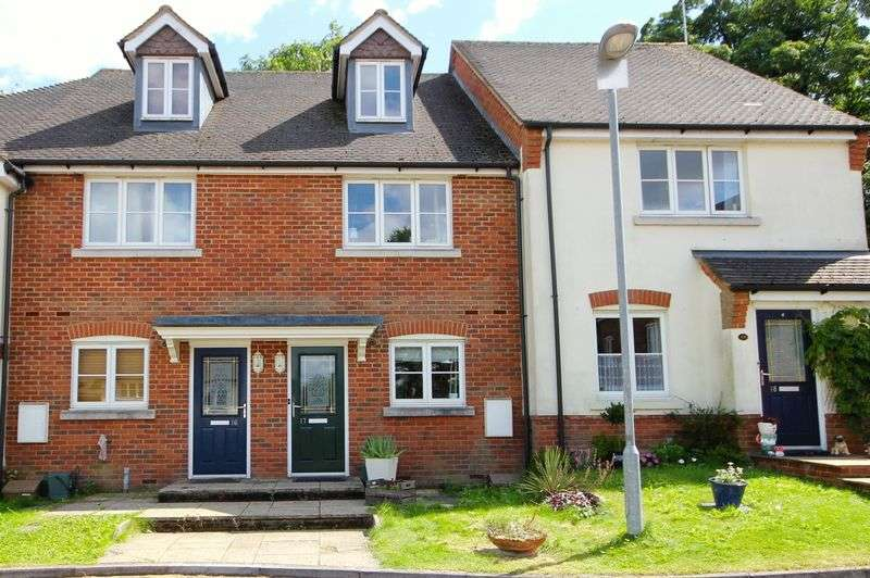 3 Bedrooms Terraced House for sale in Bartholomew Green, Markyate
