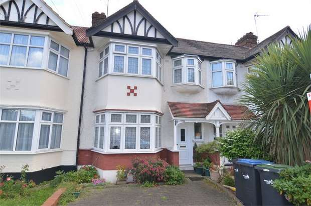 3 Bedrooms Terraced House for sale in Great Cambridge Road, WALTHAM CROSS, Greater London