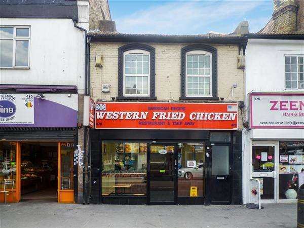 1 Bedroom Apartment Flat for sale in Hoe Street, Walthamstow