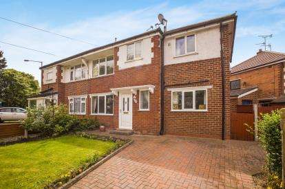 4 Bedrooms Semi Detached House for sale in Kentmere Avenue, Farington, Leyland, Lancashire, PR25