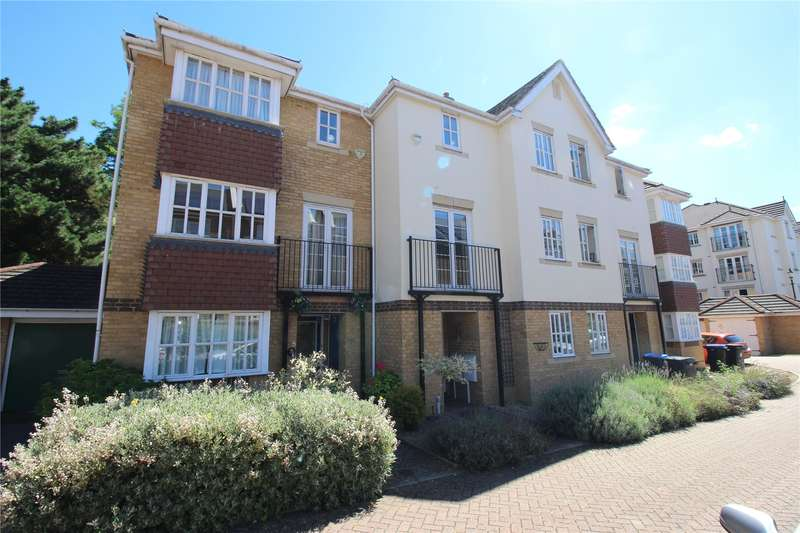 4 Bedrooms Terraced House for sale in St Andrews Gate, Heathside Road, Woking, Surrey, GU22