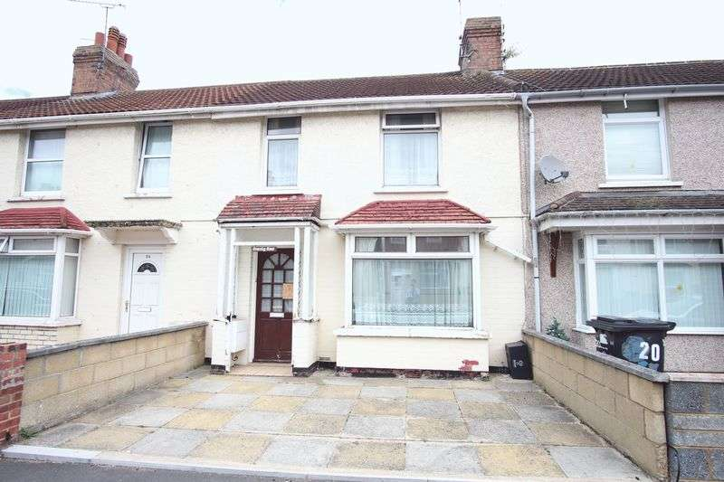 2 Bedrooms Terraced House for sale in Ferndale Road, Gorse Hill