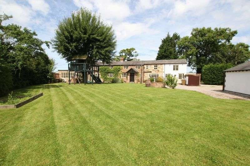 4 Bedrooms Detached House for sale in Whitehouse Lane, Brimstage, Wirral