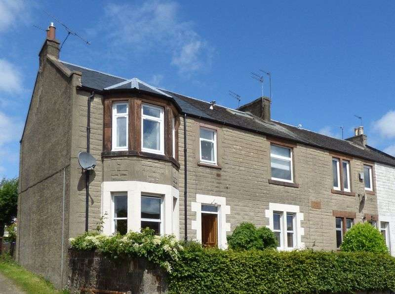 1 Bedroom Flat for sale in 1 Bed First Floor Flat, 28 Kirkhill Terrace, Broxburn
