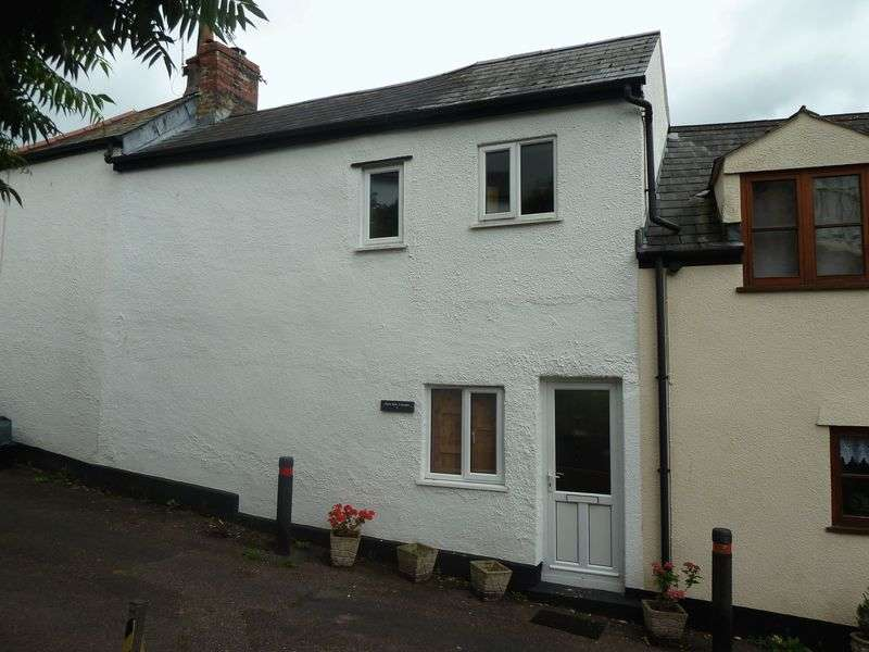 2 Bedrooms Terraced House for sale in Park Row Cottages, Dawlish