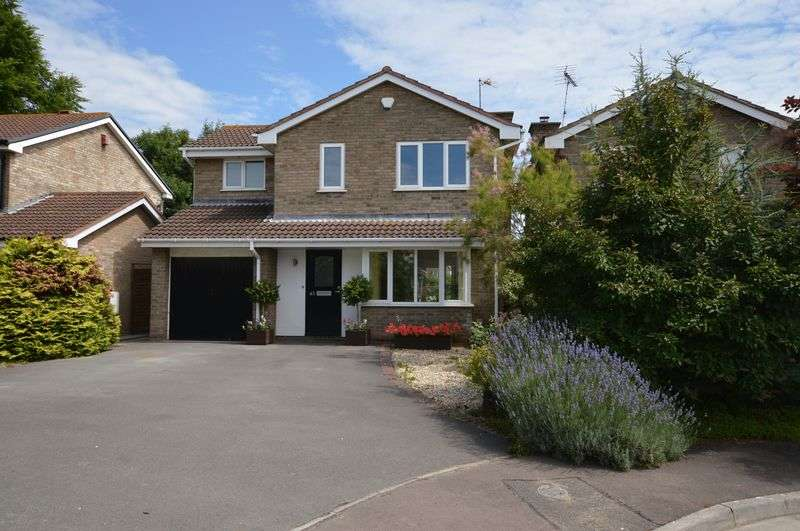 4 Bedrooms Detached House for sale in Thornbury Drive, Weston-Super-Mare