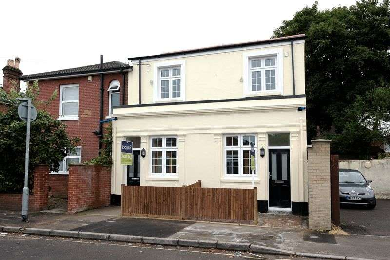2 Bedrooms Semi Detached House for sale in Inner Avenue, Southampton
